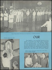 Page 16, 1954 Edition, Cathedral High School - Crusader Yearbook (Belleville, IL) online yearbook collection
