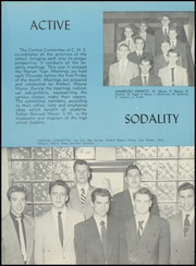 Page 17, 1954 Edition, Cathedral High School - Crusader Yearbook (Belleville, IL) online yearbook collection