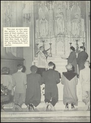 Page 8, 1954 Edition, Cathedral High School - Crusader Yearbook (Belleville, IL) online yearbook collection