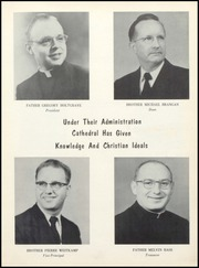 Page 11, 1958 Edition, Cathedral High School - Crusader Yearbook (Belleville, IL) online yearbook collection