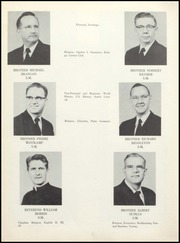 Page 12, 1958 Edition, Cathedral High School - Crusader Yearbook (Belleville, IL) online yearbook collection