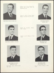 Page 13, 1958 Edition, Cathedral High School - Crusader Yearbook (Belleville, IL) online yearbook collection