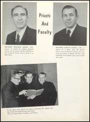Page 14, 1958 Edition, Cathedral High School - Crusader Yearbook (Belleville, IL) online yearbook collection