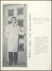 Page 16, 1958 Edition, Cathedral High School - Crusader Yearbook (Belleville, IL) online yearbook collection