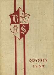Page 1, 1959 Edition, Bateman School - Odyssey Yearbook (Chicago, IL) online yearbook collection
