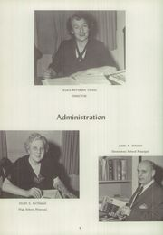 Page 8, 1959 Edition, Bateman School - Odyssey Yearbook (Chicago, IL) online yearbook collection