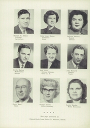 Page 13, 1953 Edition, Atkinson High School - Tiger Yearbook (Atkinson, IL) online yearbook collection