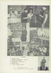 Page 15, 1953 Edition, Atkinson High School - Tiger Yearbook (Atkinson, IL) online yearbook collection