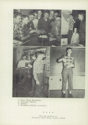 Page 17, 1953 Edition, Atkinson High School - Tiger Yearbook (Atkinson, IL) online yearbook collection