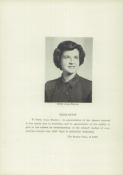 Page 7, 1953 Edition, Atkinson High School - Tiger Yearbook (Atkinson, IL) online yearbook collection