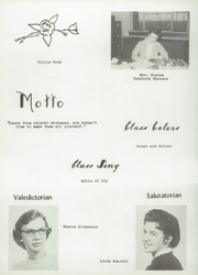 Page 16, 1958 Edition, Atkinson High School - Tiger Yearbook (Atkinson, IL) online yearbook collection