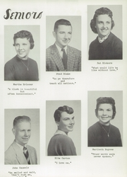 Page 17, 1958 Edition, Atkinson High School - Tiger Yearbook (Atkinson, IL) online yearbook collection