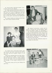 Page 11, 1963 Edition, Atkinson High School - Tiger Yearbook (Atkinson, IL) online yearbook collection