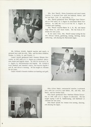 Page 12, 1963 Edition, Atkinson High School - Tiger Yearbook (Atkinson, IL) online yearbook collection