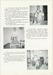 Page 13, 1963 Edition, Atkinson High School - Tiger Yearbook (Atkinson, IL) online yearbook collection