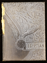 1946 Edition, Brookport High School - Egyptian Yearbook (Brookport, IL)