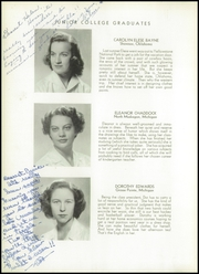 Page 12, 1942 Edition, Ferry Hall School - Ferry Tales Yearbook (Lake Forest, IL) online yearbook collection