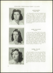 Page 16, 1942 Edition, Ferry Hall School - Ferry Tales Yearbook (Lake Forest, IL) online yearbook collection
