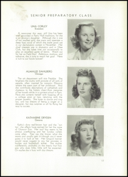 Page 17, 1942 Edition, Ferry Hall School - Ferry Tales Yearbook (Lake Forest, IL) online yearbook collection