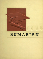 1954 Edition, Sumner High School - Sumarian Yearbook (Sumner, IL)