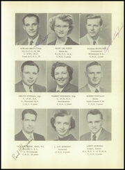 Page 13, 1952 Edition, Chadwick High School - Silver Comet Yearbook (Chadwick, IL) online yearbook collection