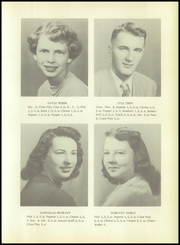 Page 17, 1952 Edition, Chadwick High School - Silver Comet Yearbook (Chadwick, IL) online yearbook collection