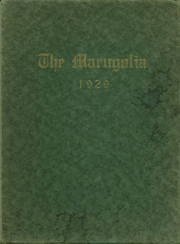 Page 1, 1929 Edition, Chandlerville High School - Marugolia Yearbook (Chandlerville, IL) online yearbook collection