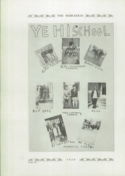 Page 10, 1929 Edition, Chandlerville High School - Marugolia Yearbook (Chandlerville, IL) online yearbook collection