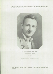 Page 14, 1929 Edition, Chandlerville High School - Marugolia Yearbook (Chandlerville, IL) online yearbook collection