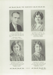 Page 15, 1929 Edition, Chandlerville High School - Marugolia Yearbook (Chandlerville, IL) online yearbook collection