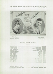 Page 16, 1929 Edition, Chandlerville High School - Marugolia Yearbook (Chandlerville, IL) online yearbook collection