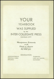 Page 3, 1950 Edition, Chandlerville High School - Marugolia Yearbook (Chandlerville, IL) online yearbook collection