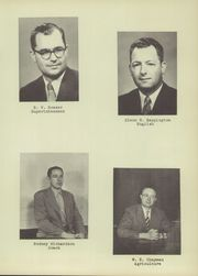 Page 11, 1953 Edition, Chandlerville High School - Marugolia Yearbook (Chandlerville, IL) online yearbook collection