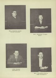 Page 13, 1953 Edition, Chandlerville High School - Marugolia Yearbook (Chandlerville, IL) online yearbook collection