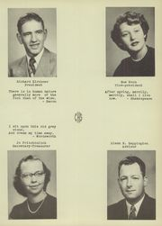 Page 17, 1953 Edition, Chandlerville High School - Marugolia Yearbook (Chandlerville, IL) online yearbook collection