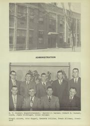 Page 9, 1953 Edition, Chandlerville High School - Marugolia Yearbook (Chandlerville, IL) online yearbook collection