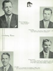 Page 10, 1955 Edition, Chandlerville High School - Marugolia Yearbook (Chandlerville, IL) online yearbook collection