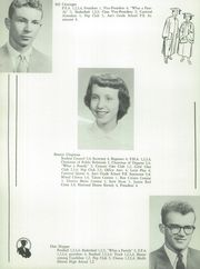 Page 12, 1955 Edition, Chandlerville High School - Marugolia Yearbook (Chandlerville, IL) online yearbook collection