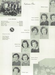 Page 25, 1955 Edition, Chandlerville High School - Marugolia Yearbook (Chandlerville, IL) online yearbook collection