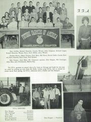 Page 26, 1955 Edition, Chandlerville High School - Marugolia Yearbook (Chandlerville, IL) online yearbook collection