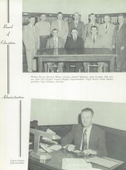 Page 9, 1955 Edition, Chandlerville High School - Marugolia Yearbook (Chandlerville, IL) online yearbook collection
