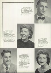 Page 40, 1958 Edition, Chandlerville High School - Marugolia Yearbook (Chandlerville, IL) online yearbook collection