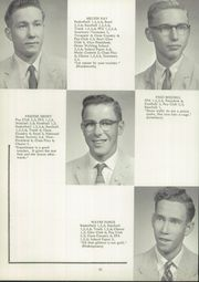 Page 42, 1958 Edition, Chandlerville High School - Marugolia Yearbook (Chandlerville, IL) online yearbook collection