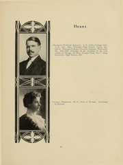 Page 14, 1908 Edition, University High School - U Highlights Yearbook (Chicago, IL) online yearbook collection