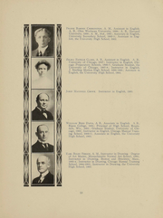 Page 16, 1908 Edition, University High School - U Highlights Yearbook (Chicago, IL) online yearbook collection