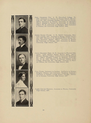 Page 17, 1908 Edition, University High School - U Highlights Yearbook (Chicago, IL) online yearbook collection