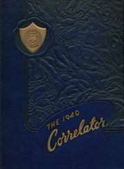1940 Edition, University High School - U Highlights Yearbook (Chicago, IL)