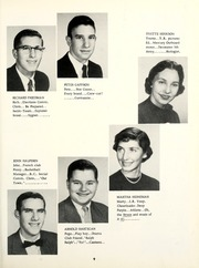 Page 13, 1958 Edition, University High School - U Highlights Yearbook (Chicago, IL) online yearbook collection