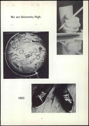 Page 15, 1963 Edition, University High School - U Highlights Yearbook (Chicago, IL) online yearbook collection