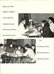Page 17, 1969 Edition, University High School - U Highlights Yearbook (Chicago, IL) online yearbook collection